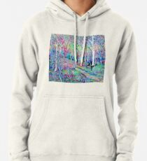 Topographical Bach Hoodie
