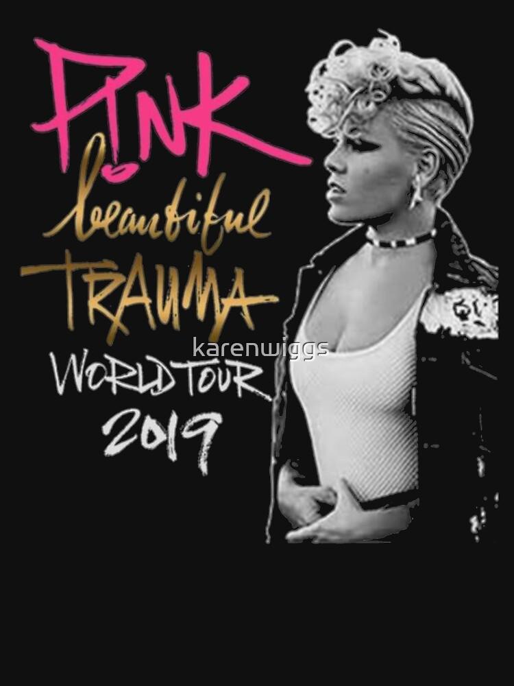 SCHÖNE TRAUMA WORLD TOUR von karenwiggs