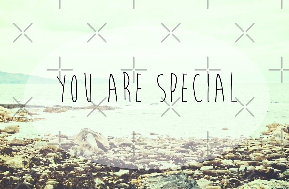 You Are Special by Denise Abé