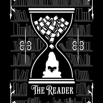 The Reader Tarot Card by GrandeDuc