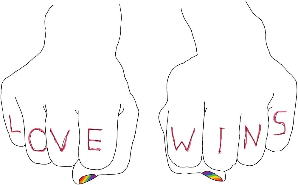 Love Wins by fesch