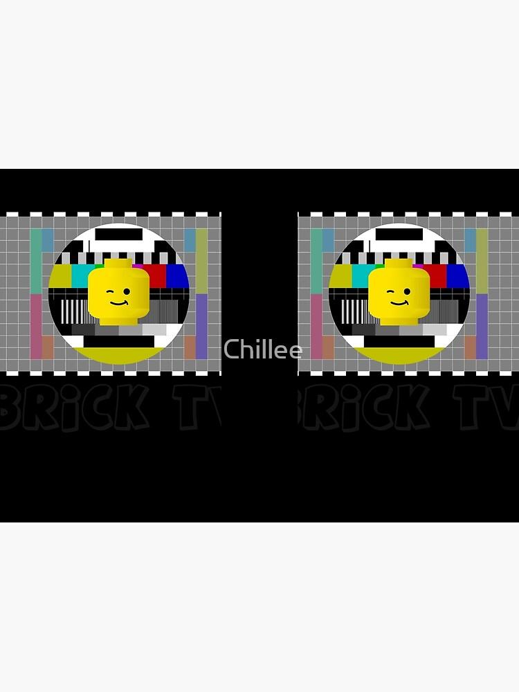 Brick TV Test Transmission  von Chillee