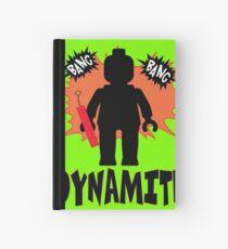 Dynamite Minifigure  Notizbuch