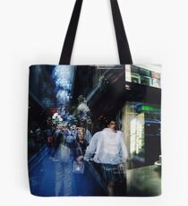 Lunchtime Mosiac Tote Bag