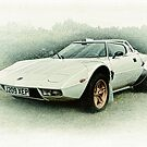 Lancia Stratos von coolArtGermany