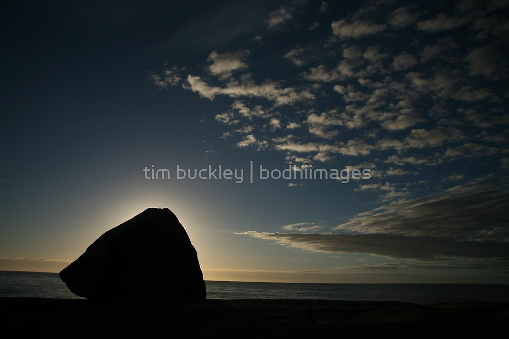 sunrock by tim buckley | bodhiimages