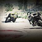 Rennmotorräder von coolArtGermany