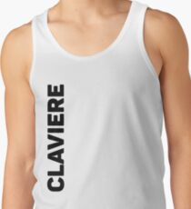 Claviere T-Shirt Men's Tank Top
