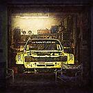 Kadett Garage von coolArtGermany