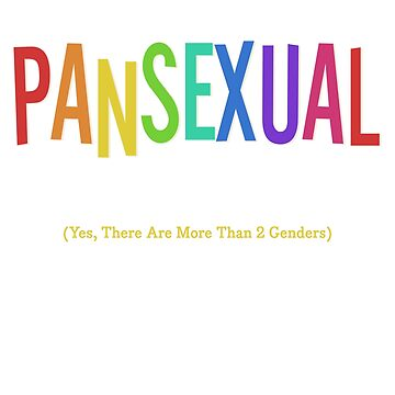 Pansexual Definition Shirt - Funny Gay Pride LGBT by noirty