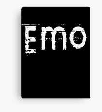 Emo by Chillee Wilson Canvas Print