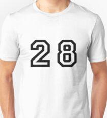 Achtundzwanzig Unisex T-Shirt