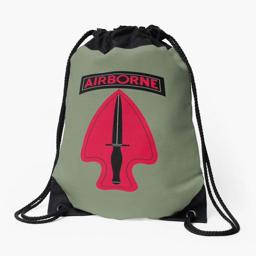 United States Army Special Operations Command | Drawstring Bag