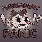 Permanent Panic Opossum by TechraNova