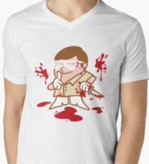 Mr Morgan's Laboratory Mens V-Neck T-Shirt