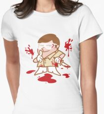 Mr Morgan's Laboratory Womens Fitted T-Shirt