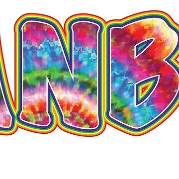 Danbee sticker by dddesignsnj