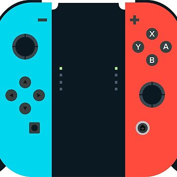 Switch Controller Illustration by MBPhotography94