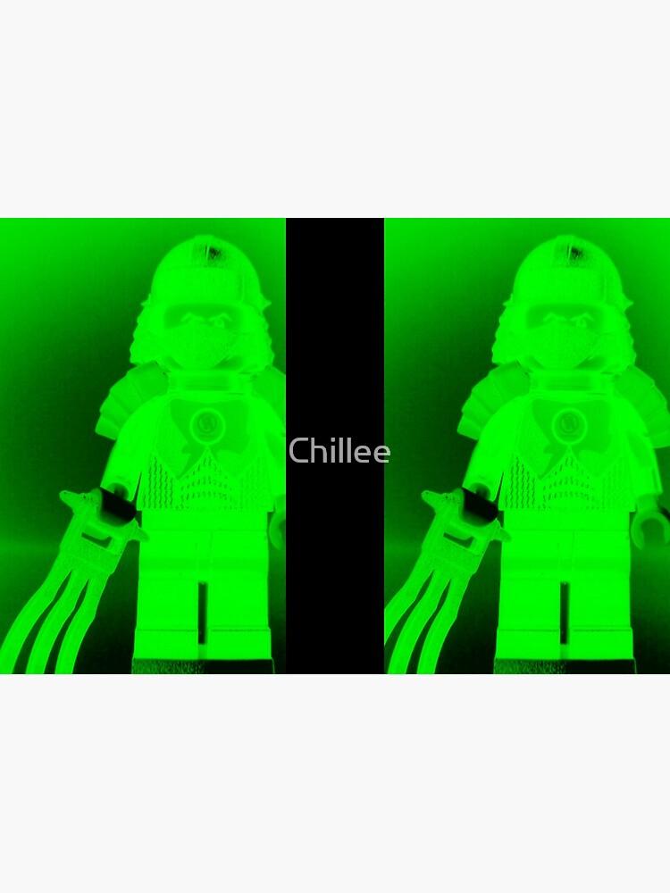 TMNT Teenage Mutant Ninja Turtles Master Shredder Custom Minifigure Customize My Minifig von Chillee