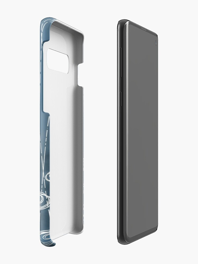 Alternate view of Another Rainy Day Case & Skin for Samsung Galaxy