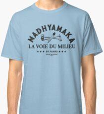 MADHYAMAKA UNIVESITY - La voie du milieu v2 T-shirt classique