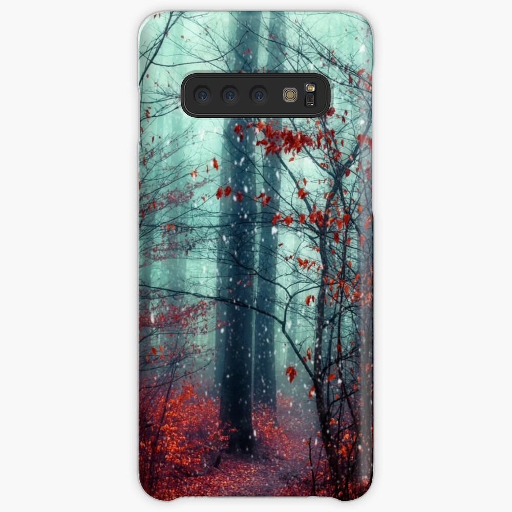 Dreaming On - Magical Forest Scene Case & Skin for Samsung Galaxy