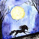 Enchanted Moon by RavensLanding