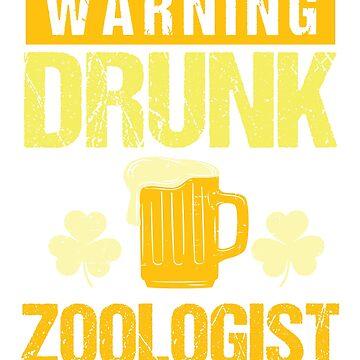 Zoologist St. Patricks Day 2019 Funny Slogan Novelty Gift by epicshirts