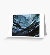 Waterflow Greeting Card