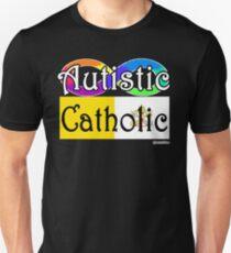 Autistic Catholic Unisex T-Shirt