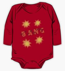 Bang by Chillee Wilson One Piece - Long Sleeve