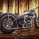 Harley Holz von coolArtGermany