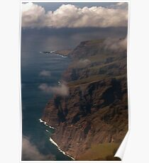 Los Gigantes - From Above Poster
