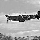 Spitfire fly past by bazcelt