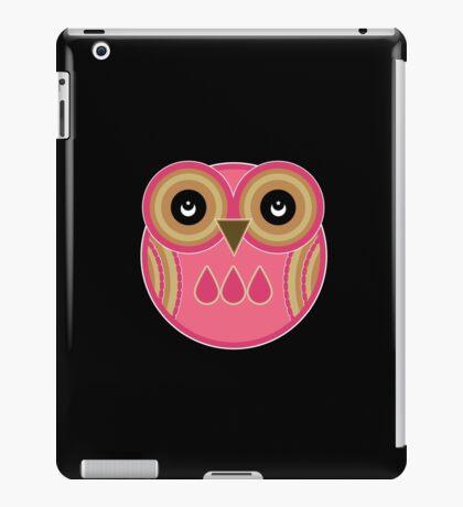 Pink Owl iPad Case/Skin