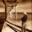 Underneath The Jetty by JaninesWorld