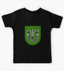 10th Special Forces Group (United States) Kids T-Shirt