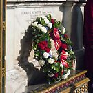 Queens Common Wealth Wreath 2010 by JenaHall