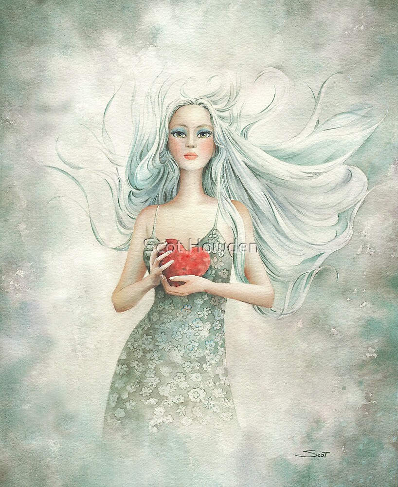Heart by Scot Howden
