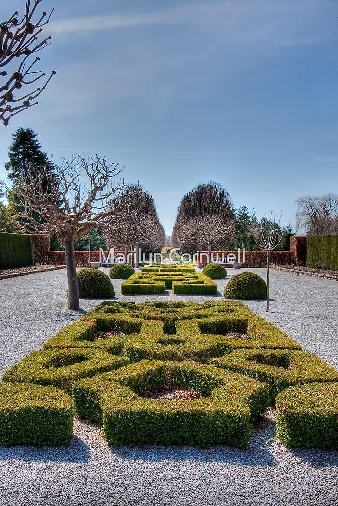 Niagara's Parterre Garden by Marilyn Cornwell