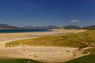 Harris: Luskentyre Beach by Kasia-D