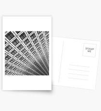 Vertigo - Canary Wharf Postcards