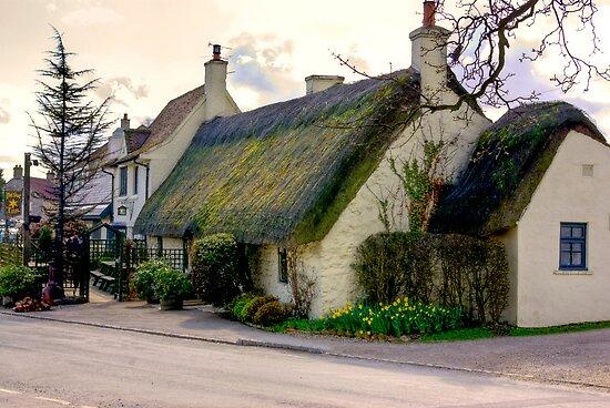 The Star Inn - Harome. by Trevor Kersley
