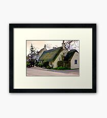 The Star Inn - Harome. Framed Print
