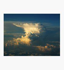 Fairytale Skies Seven Photographic Print