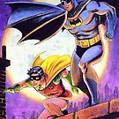 Homage to Carmine Infantino  by Pat McNeely