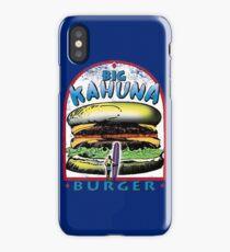 Classic Big Kahuna Burger iPhone Case