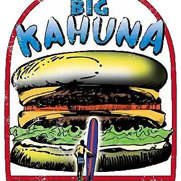 Classic Big Kahuna Burger by DieChikz01