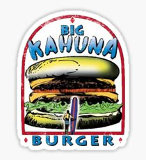 Classic Big Kahuna Burger Sticker