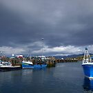 Mallaig Harbour, Scotland. by AlbaPhotography